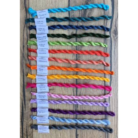 Colour Gems - Thread Pack (15)