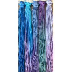 Le Fil Atalie - Blue/Purple Thread Pack