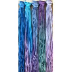 Le Fil Atalie - Pack Bleu/Violet