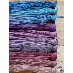 Pack Fils Atalie Violet/Bleu