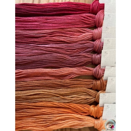 Thread Pack Orange