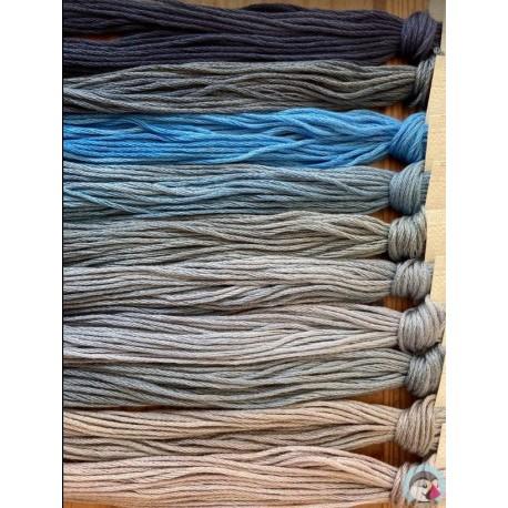 Thread Pack Grey/Blue