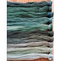 Thread Pack - Teals  Le Fil Atalie