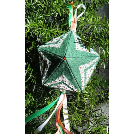 Christmas Star Decoration