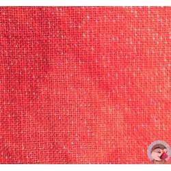 32 Count Lyrex Linen - Coral