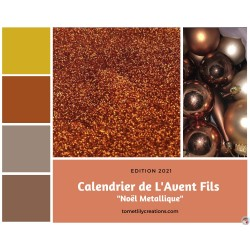 2021 Stitcher's Advent Calendar