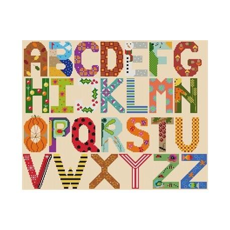 4 Seasons Alphabet