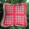 Winter Cushion-Snowflakes