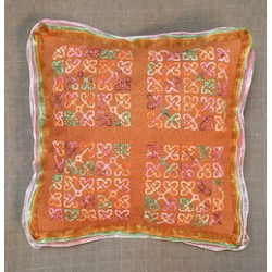 Autumn Cushion-Leaves