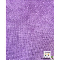 28 Count Lyrex Etamine Brittney - Lilac