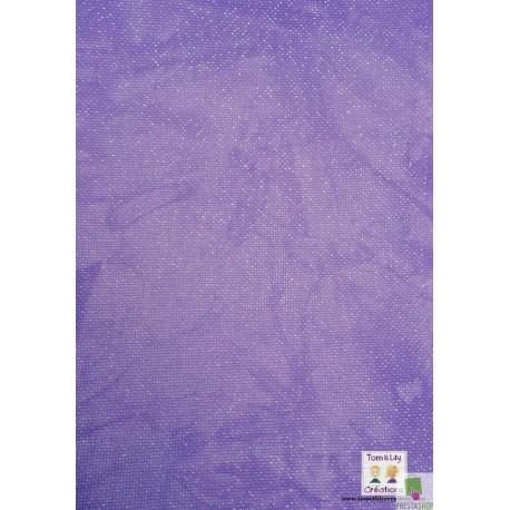 Aida 7 Scintillant  - Lilac