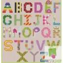 Enchanted Garden Alphabet