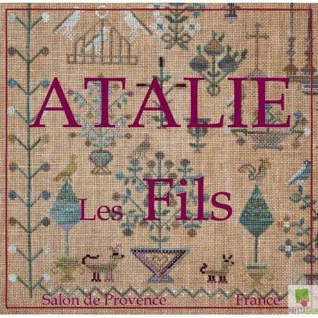 Le Fil Atalie- Coffee