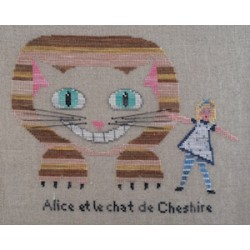 Alice-Cheshire Cat