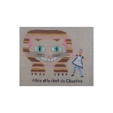 Alice-Cheshire Cat
