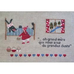 Petit Chaperon Rouge - Grand-Mère